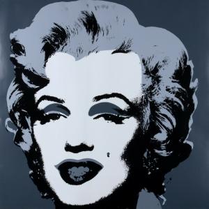 Serigrafia Andy Warhol Marilyn