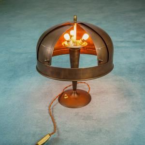 Lampada da tavolo Art Decò design anni '30