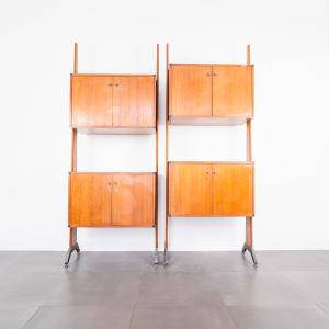 Mobile d'ingresso scandinavo design anni '60