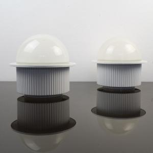 Coppia di lampade Barbieri Marianelli Tronconi