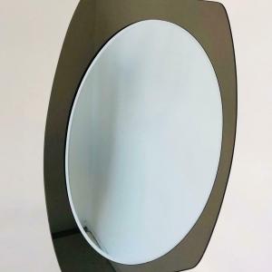 Specchio da parete vintage Fontana arte anni 50