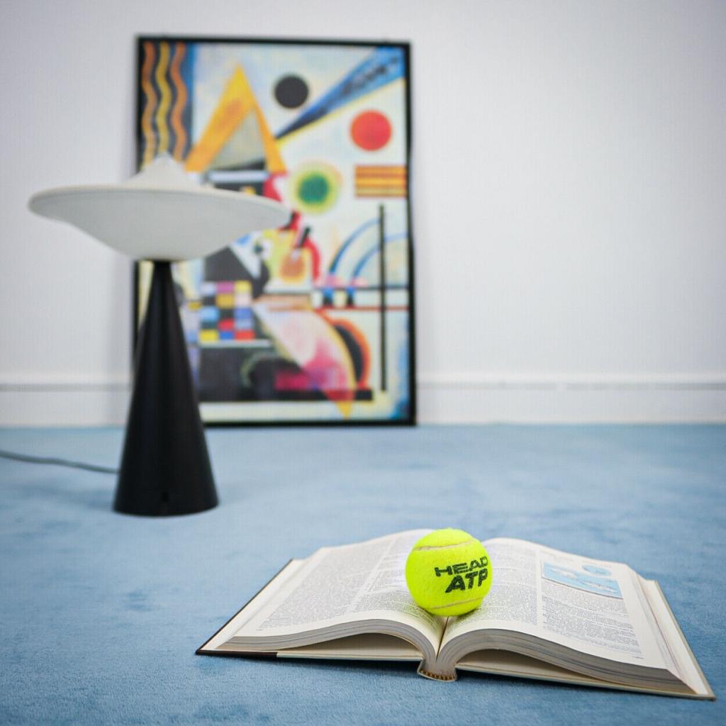 Lampada fungo Leucos lamp design anni '70