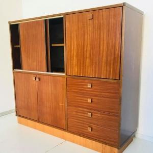 Mobile Credenza Highboard vintage design anni '60