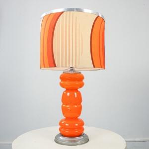 LAMPADA DA TAVOLO PARALUME VINTAGE DESIGN ANNI '70