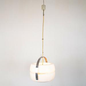 Lampadario 5 luci Lamp space age