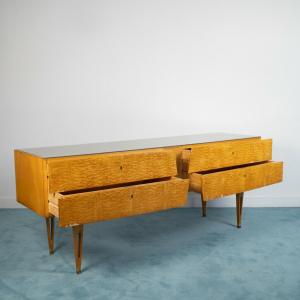 Sideboard Vittorio Dassi legno acero