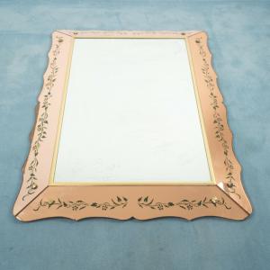 Specchio parete Cristal art