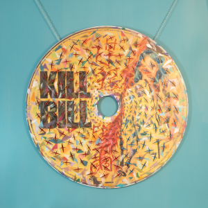 QUADRO DVD KILL BILL