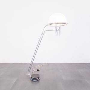 Lampada piantana da terra vintage design anni' 70