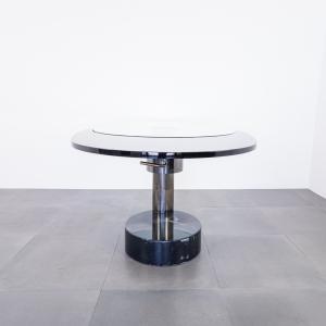 Tavolo da pranzo vintage Pierre Cardin design anni '60