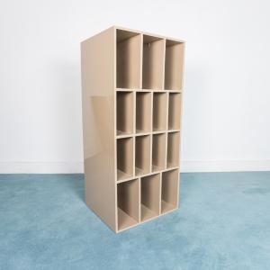 Libreria portaoggetti legno