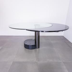 Tavolo da pranzo Pierre Cardin design anni '60 Vintage Modernariato