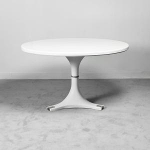 Tavolo tondo 4997 Kartell anni '60 Vintage Modernariato